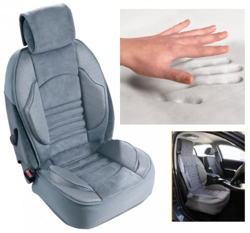 CAR SEAT COVER GRAND CONFORT LUMBAR SUPPORT PROTECTION