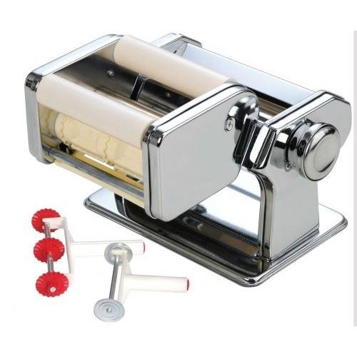 nudelmaschine pasta maker nudel maschine nudeln spaghetti teig selber machen neu ebay. Black Bedroom Furniture Sets. Home Design Ideas
