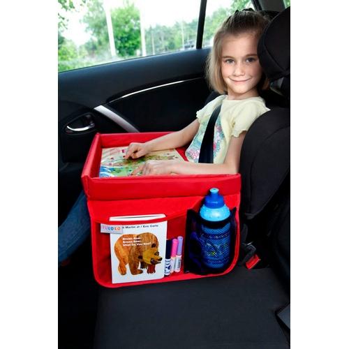 reisetisch kfz auto spieltisch mit netztaschen kindersitz