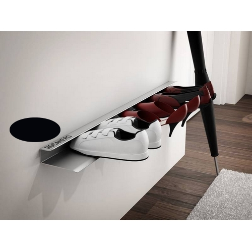 schuhregal metall schuhschrank originell regal. Black Bedroom Furniture Sets. Home Design Ideas
