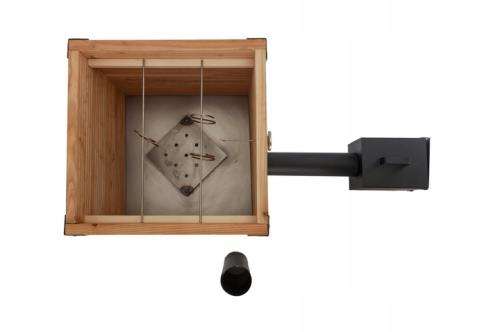r ucherofen mit kamin aus holz r ucherofen metalldach. Black Bedroom Furniture Sets. Home Design Ideas