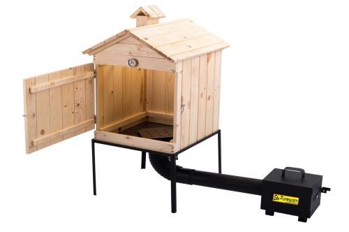 r ucherofen mit kamin aus holz r ucherofen feuerkammer. Black Bedroom Furniture Sets. Home Design Ideas