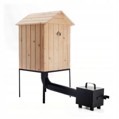 r ucherofen xxl aus holz r ucherofen feuerkammer stark. Black Bedroom Furniture Sets. Home Design Ideas