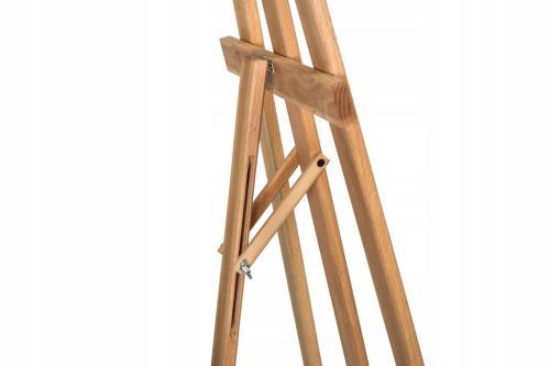 Atelierstaffelei Standstaffelei Holzstaffelei Akademiestaffelei wooden easel DHL